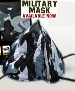 Military oxyguard face_ mask_