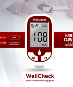 Buy Wellcheck Gulcometer online - sam wellness
