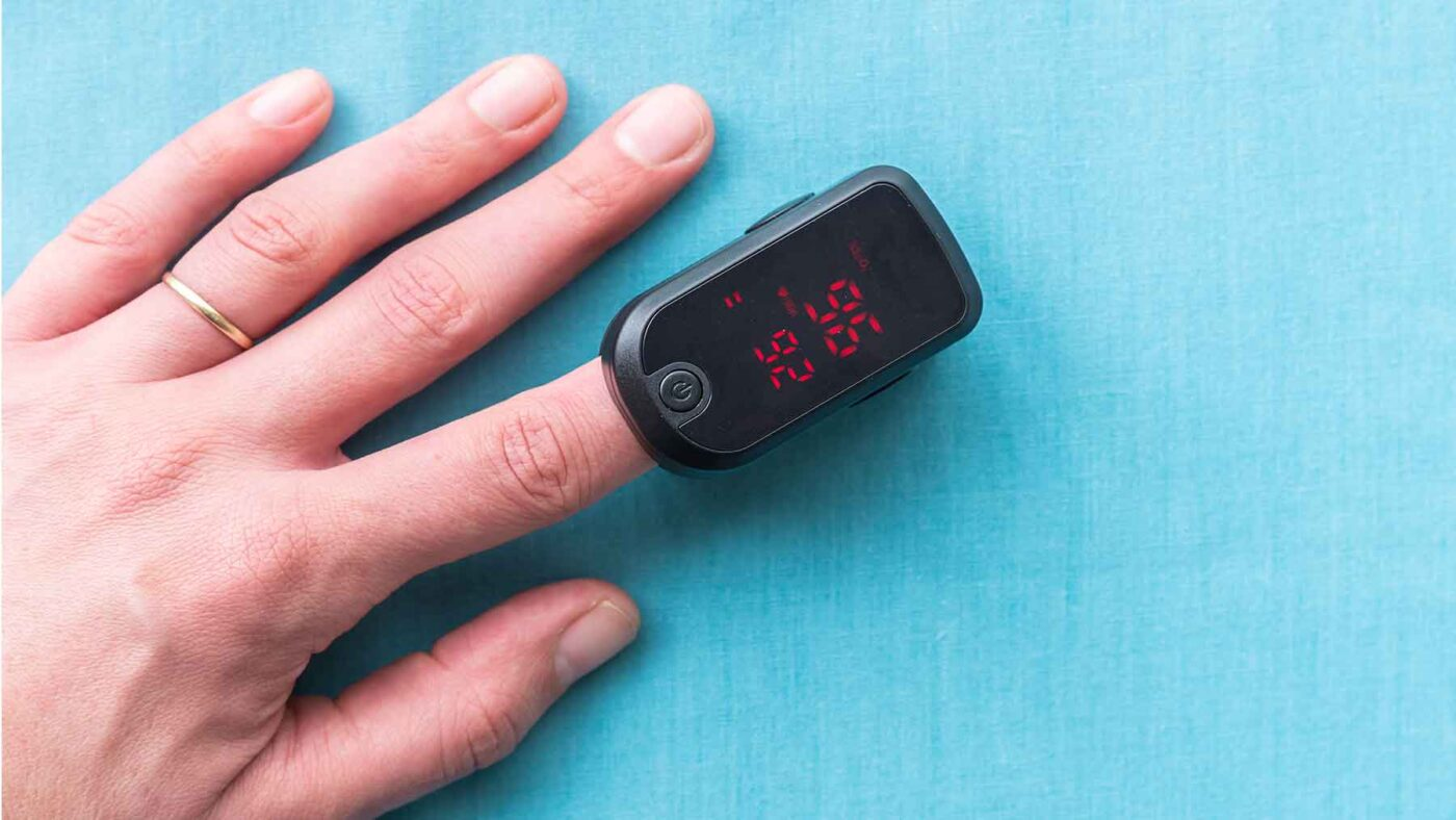 How Does Pulse Oximeter Help A Covid-19 Patient